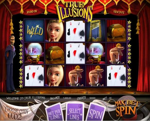 Game Review True Illusions 3D