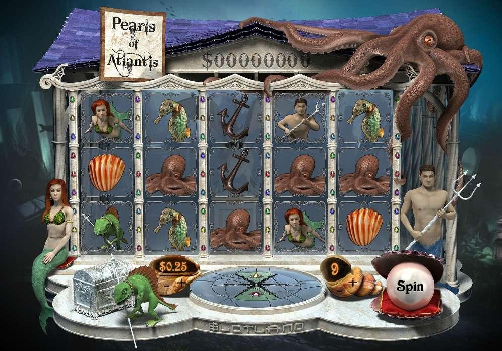 Game Review Pearls of Atlantis