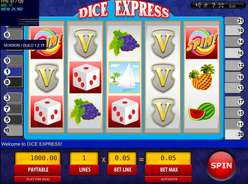 Game Review Dice Express