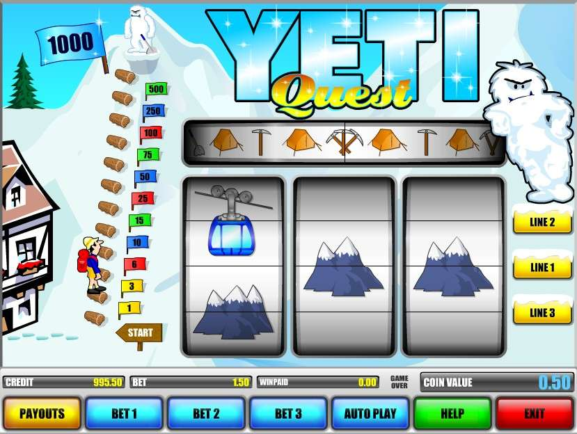 Game Review Yeti Quest