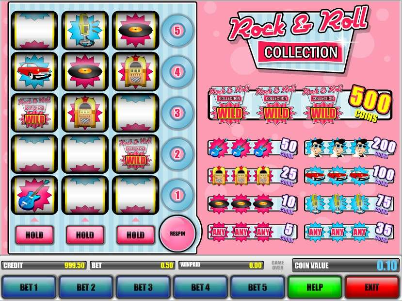 Game Review Rock & Roll Collection