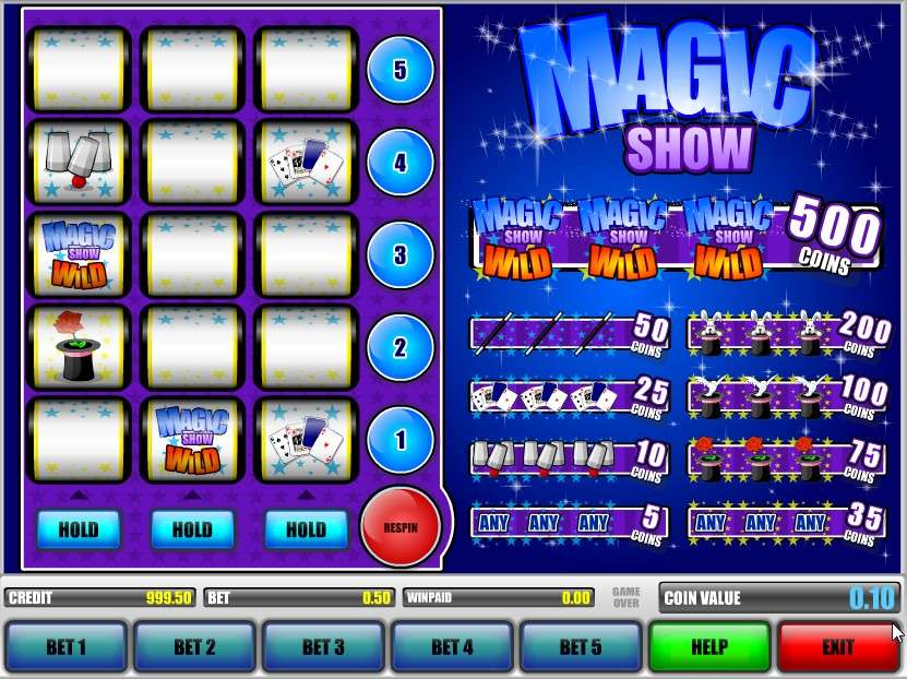 Game Review Magic Show
