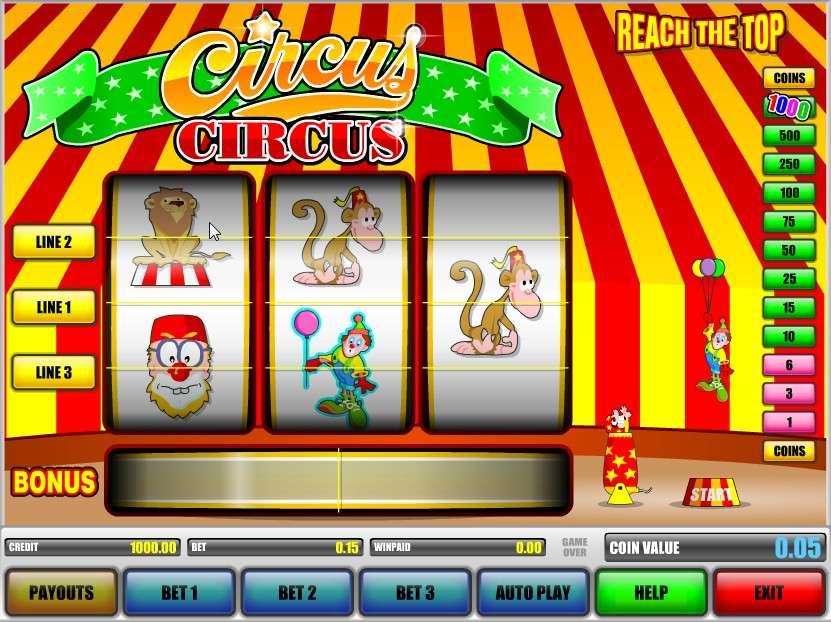 Game Review Circus Circus