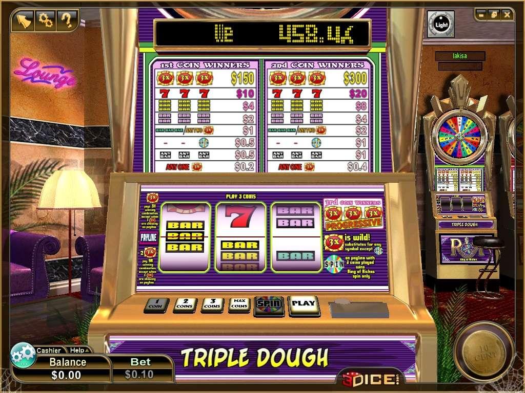 Game Review Triple Dough