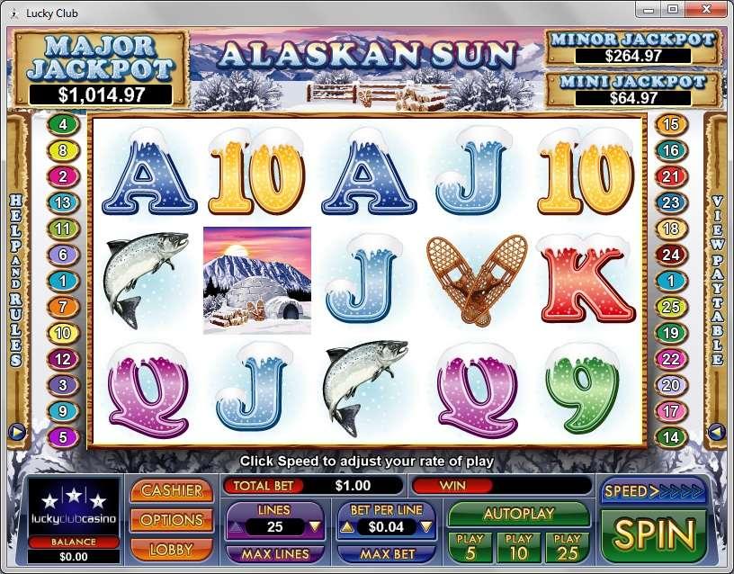 Game Review Alaskan Sun