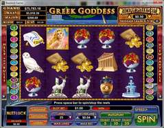 Game Review Greek Goddess