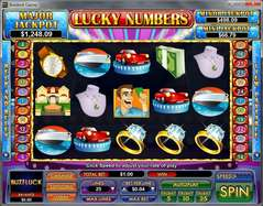 Game Review Lucky Numbers