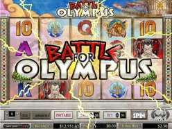 Game Review Battle for Olympus