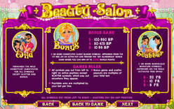 Game Review Beauty Salon