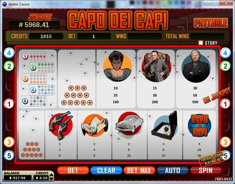 Game Review Capo Dei Capi