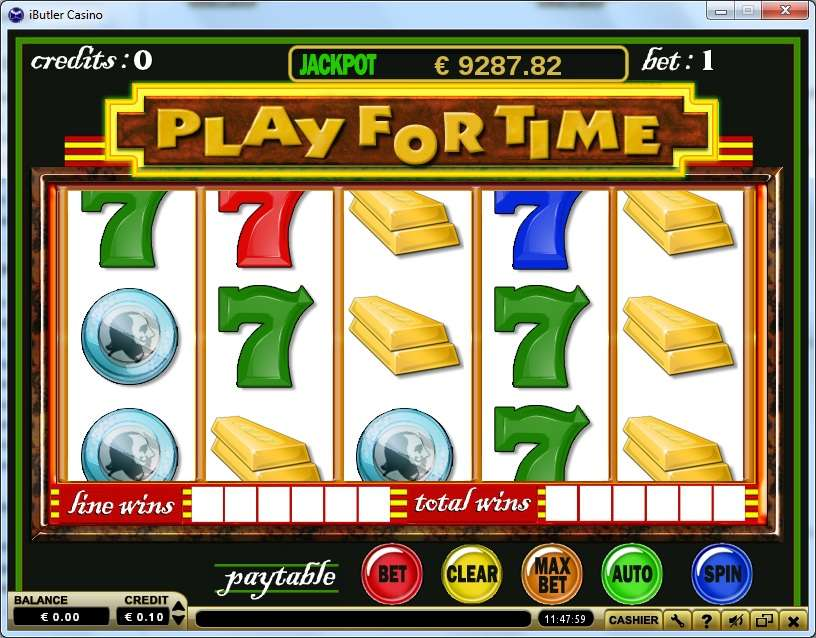 Game Review Play For Time