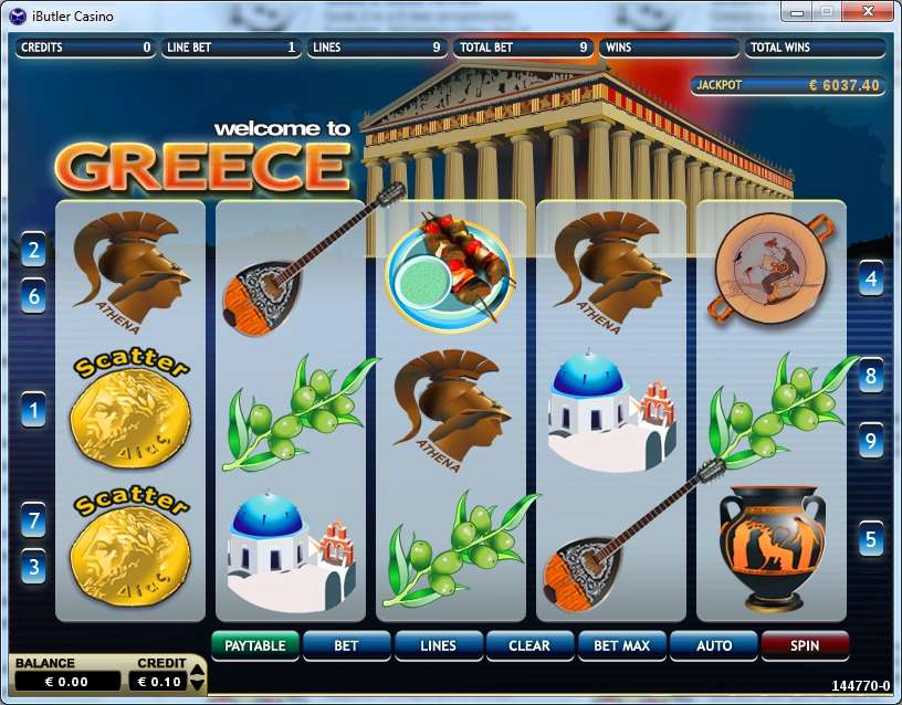 Game Review Greece