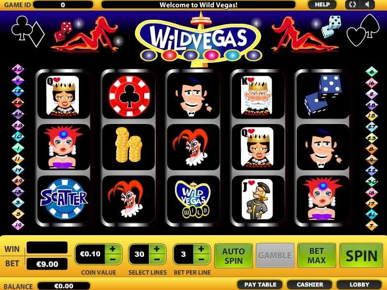 Game Review Wild Vegas