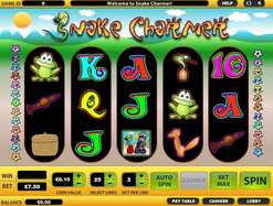 Game Review Snake Charmer