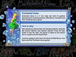 Game Review Enchanted Gems