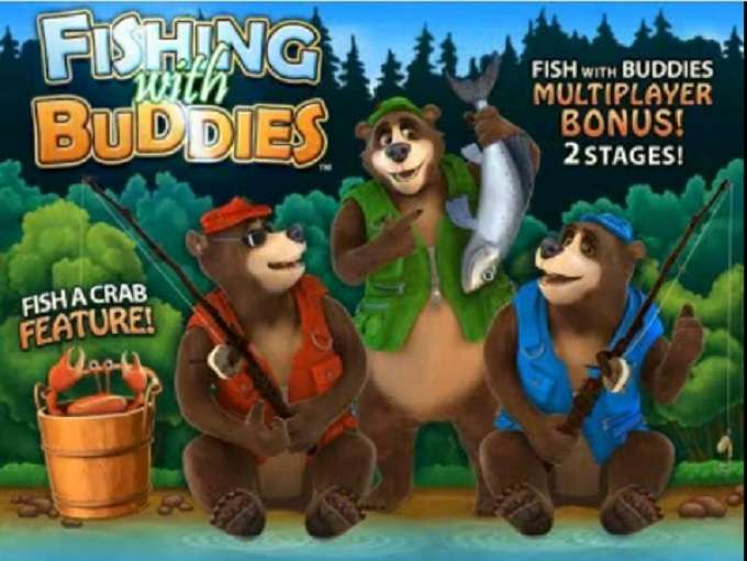 Game Review Fishing with Buddies