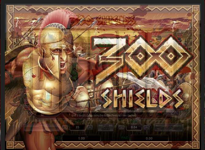 Game Review 300 Shields
