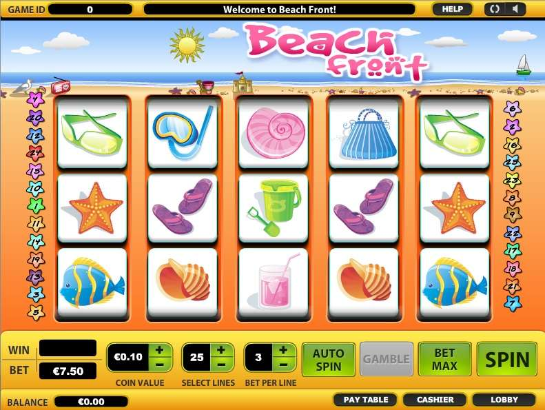 Game Review Beachfront