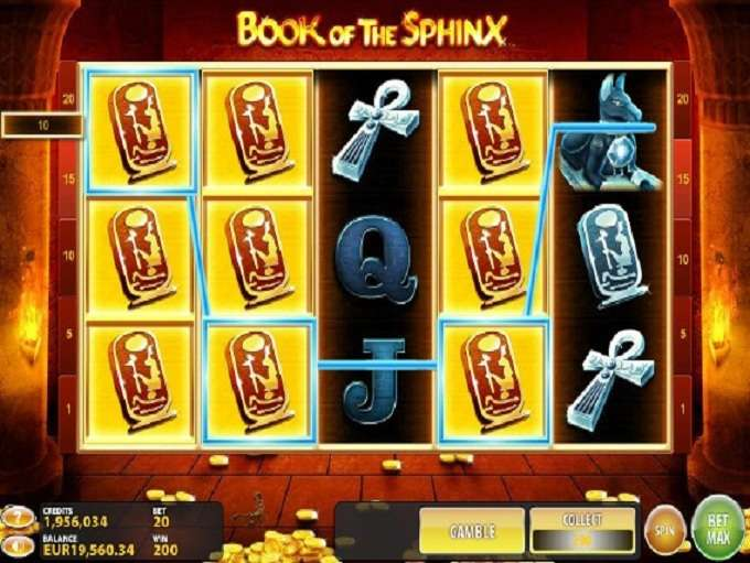 Game Review Book of the Sphinx