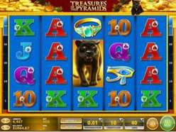 Game Review Treasures of the Pyramids