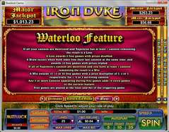 Game Review Iron Duke
