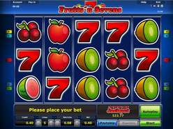 Game Review Fruits 'n Sevens