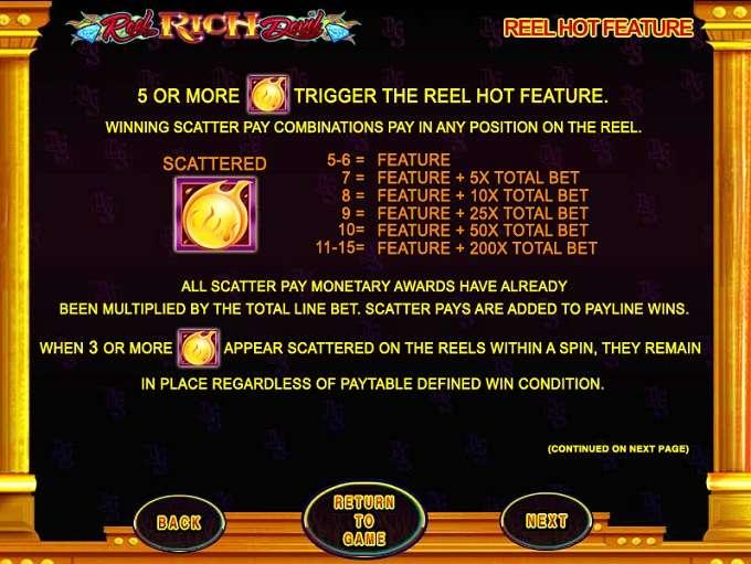 Game Review Reel Rich Devil
