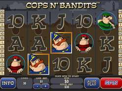 Game Review Cops and Bandits