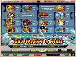 Game Review Buccaneer's Gold