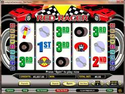 Game Review Red Racer