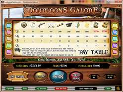 Game Review Doubloons Galore