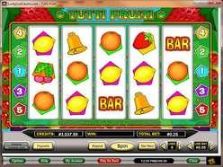 Game Review Tutti Fruiti