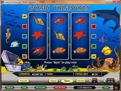Game Review Ocean Treasures