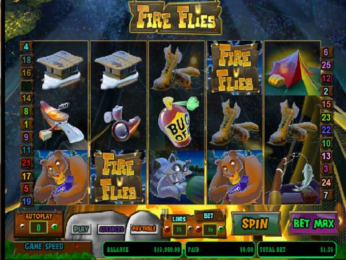 Game Review Fire Flies