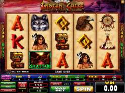 Game Review Indian Chief