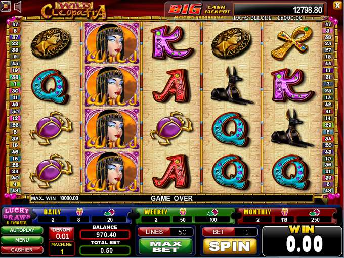 Game Review Wild Cleopatra