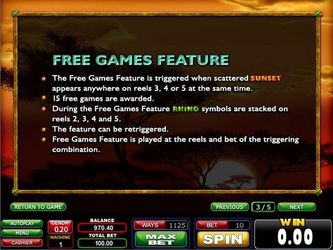Game Review Rhino