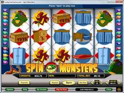 Game Review Spin Monsters