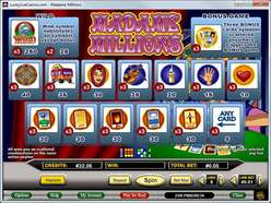Game Review Madame Millions