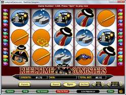 Game Review Reeltime Gangsters