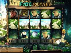 Game Review Frog Royale