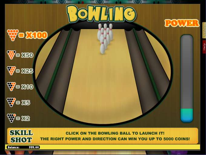 Game Review Bowling