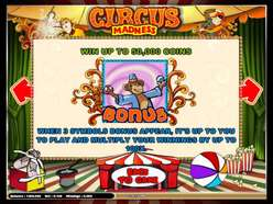 Game Review Circus Madness