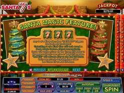 Game Review Santa 7s