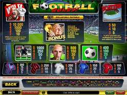 Game Review Football Rules Slot