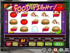 Game Review Food Fight
