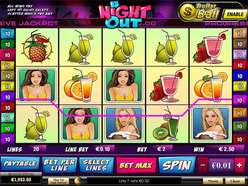 Game Review A Night Out Slot