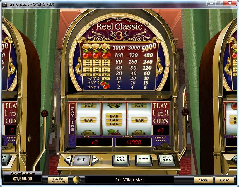 Game Review Casino.com Classic Movie Slot