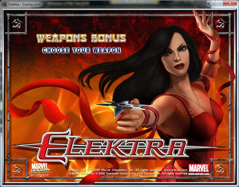 Game Review Elektra
