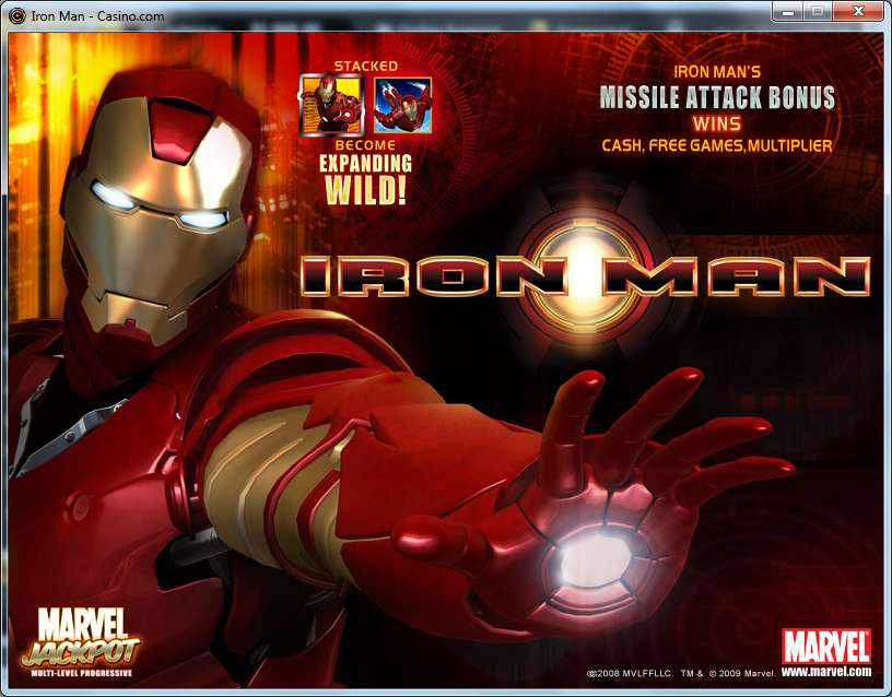 Game Review Iron Man